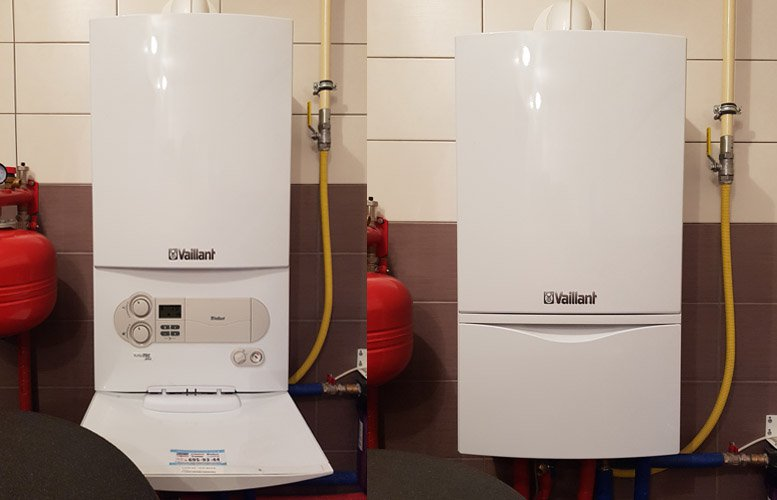 Wall Mounted Boilers Vaillant